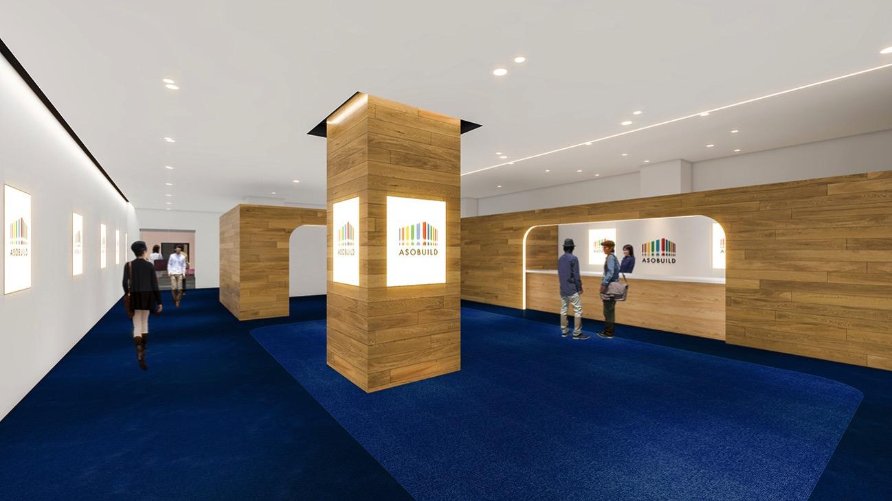 横浜駅東口「アソビル」新複合型エンタメ施設でVR・ものづくりなど体験コンテンツ提供