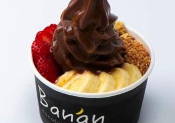 バナンにアサイーベースの「バナナソフトクリーム」が登場!そごう横浜店