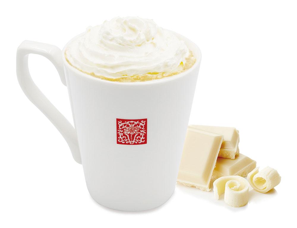 タピオカホワイトショコラミルクティー