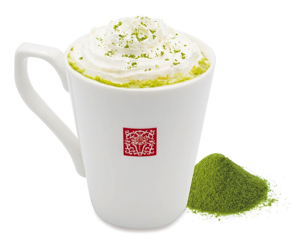 タピオカ抹茶ホワイトショコラ