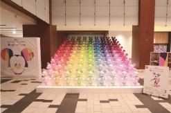 ディズニー ミッキー90周年 マジック オブ カラー、ららぽーと横浜で開催!