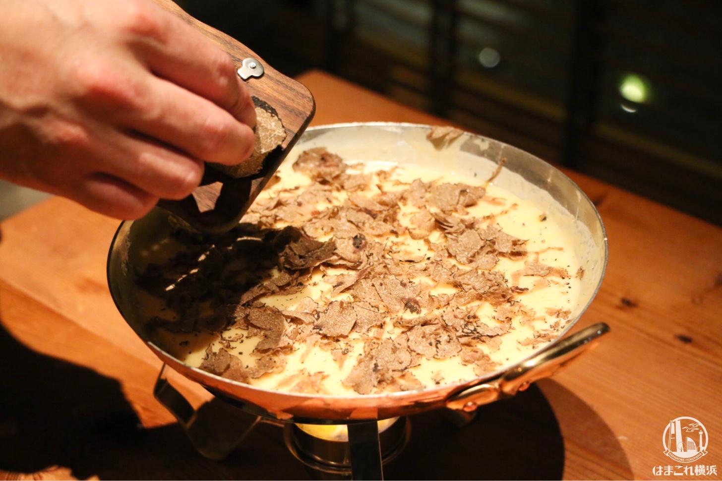 グッドスプーンのトリュフチーズフォンデュ食べ放題は〆まで凄い!料金システムは