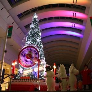 クイーンズスクエア横浜クリスマス2018