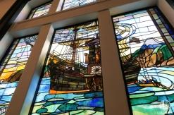 横浜市開港記念会館(ジャック)観光するならステンドグラス見学は外せない!
