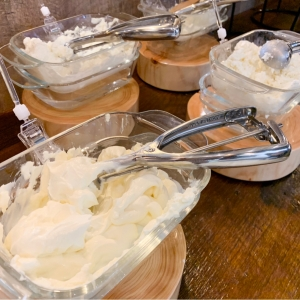 新山下ドンキ「北海道 メルトテーブル」のランチは4種のチーズ食べ放題!チーズフォンデュも