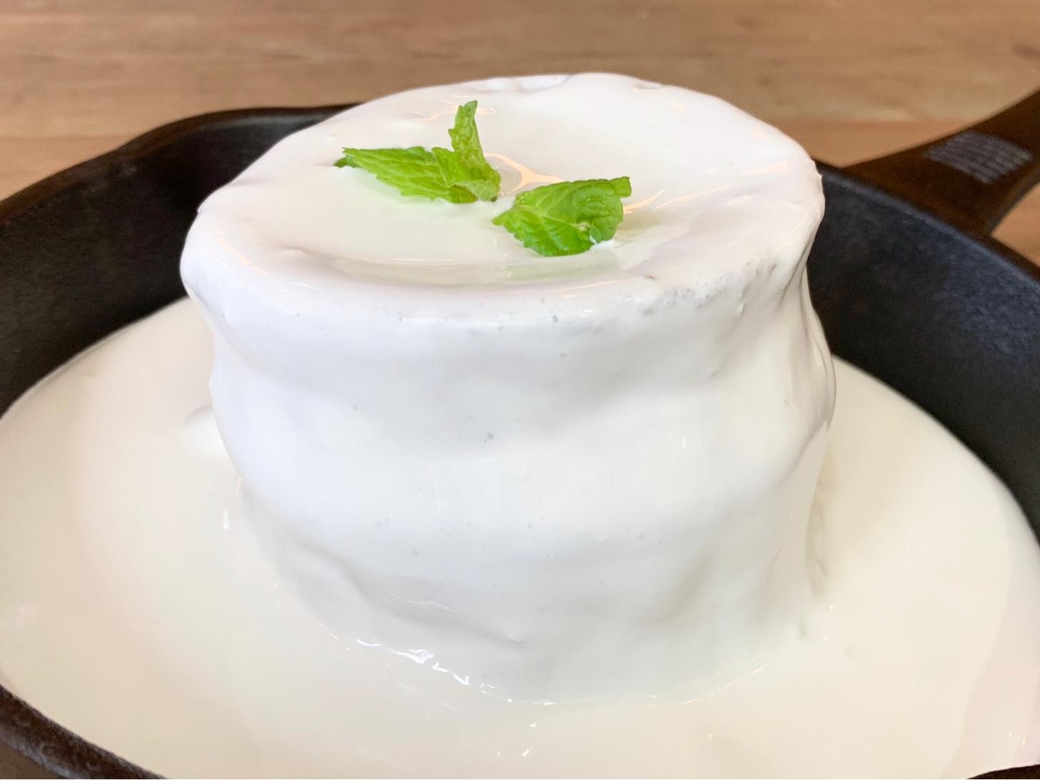 北海道 ミルクキャップパンケーキ