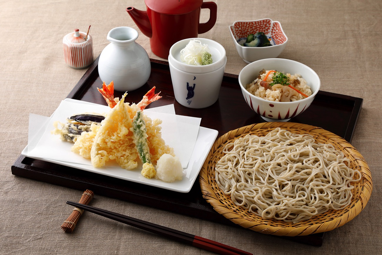 ソバキチ、ルミネ横浜に11月21日オープン!自家製二八蕎麦を店舗で製麺