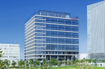 横浜 資生堂新研究所の呼称は「エスパーク」!カフェやミュージアム、ビューティーバーなど