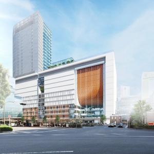 横浜駅西口 駅ビル名が「JR横浜タワー」等に!ニュウマン横浜やシァル横浜、T・ジョイ 横浜