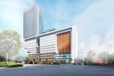 横浜駅西口 駅ビル名が「JR横浜タワー」等に!ニュウマン横浜やシァル横浜も
