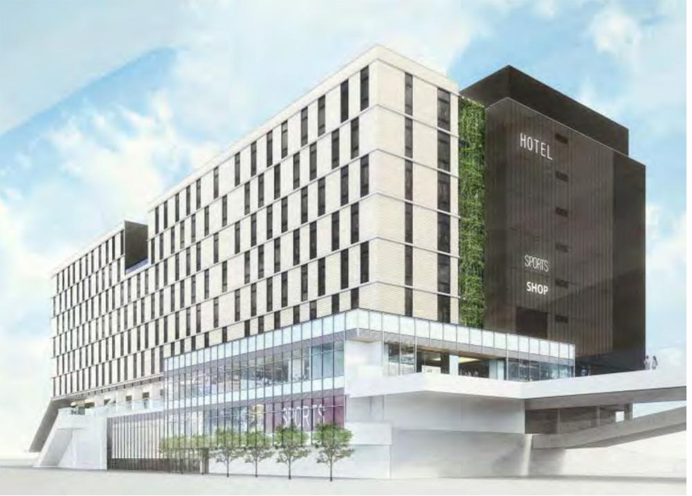 JR横浜鶴屋町ビル 外観イメージ