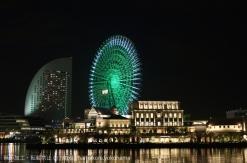 横浜 大観覧車「コスモクロック21」クリスマス 24日・25日の夜は整理券が必須!配布場所・時間