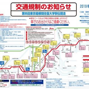 箱根駅伝 横浜駅周辺の交通規制に注意!規制時間と場所について
