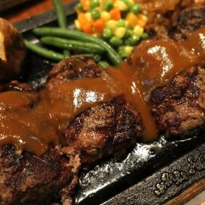 横浜の「ハングリータイガー」本店でジュワッと鉄板ハンバーグ堪能!牛肉100%炭火焼き