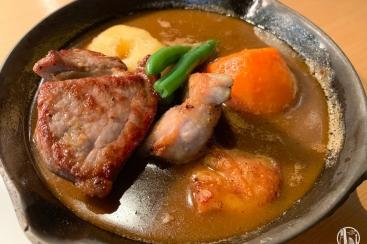 横浜の名店「アルペンジロー 本店」で本気で美味しいスープカレーに出会った!