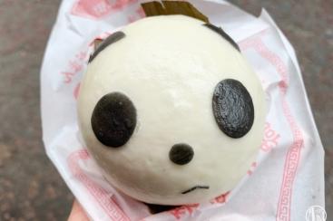 横浜中華街「老維新」の元祖パンダまんが可愛くて食べ歩きで即買い!