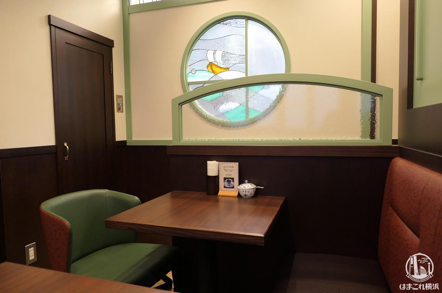 椿屋カフェ みなとみらいクロスパティオ店