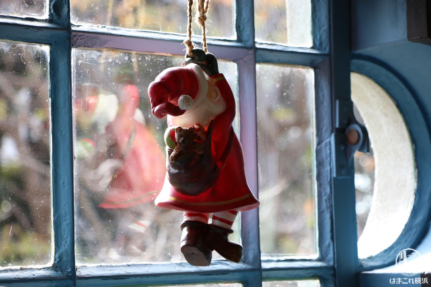 ベーリック・ホール クリスマス仕様