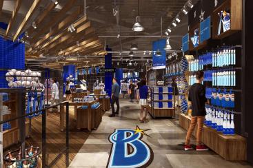 横浜DeNA「BAYSTORE HOME」新設!横浜スタジアム史上最大のオフィシャルショップ