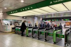 横浜駅 JR改札内に新通路、中央南改札と南改札のコンコース繋ぎ待合広場も