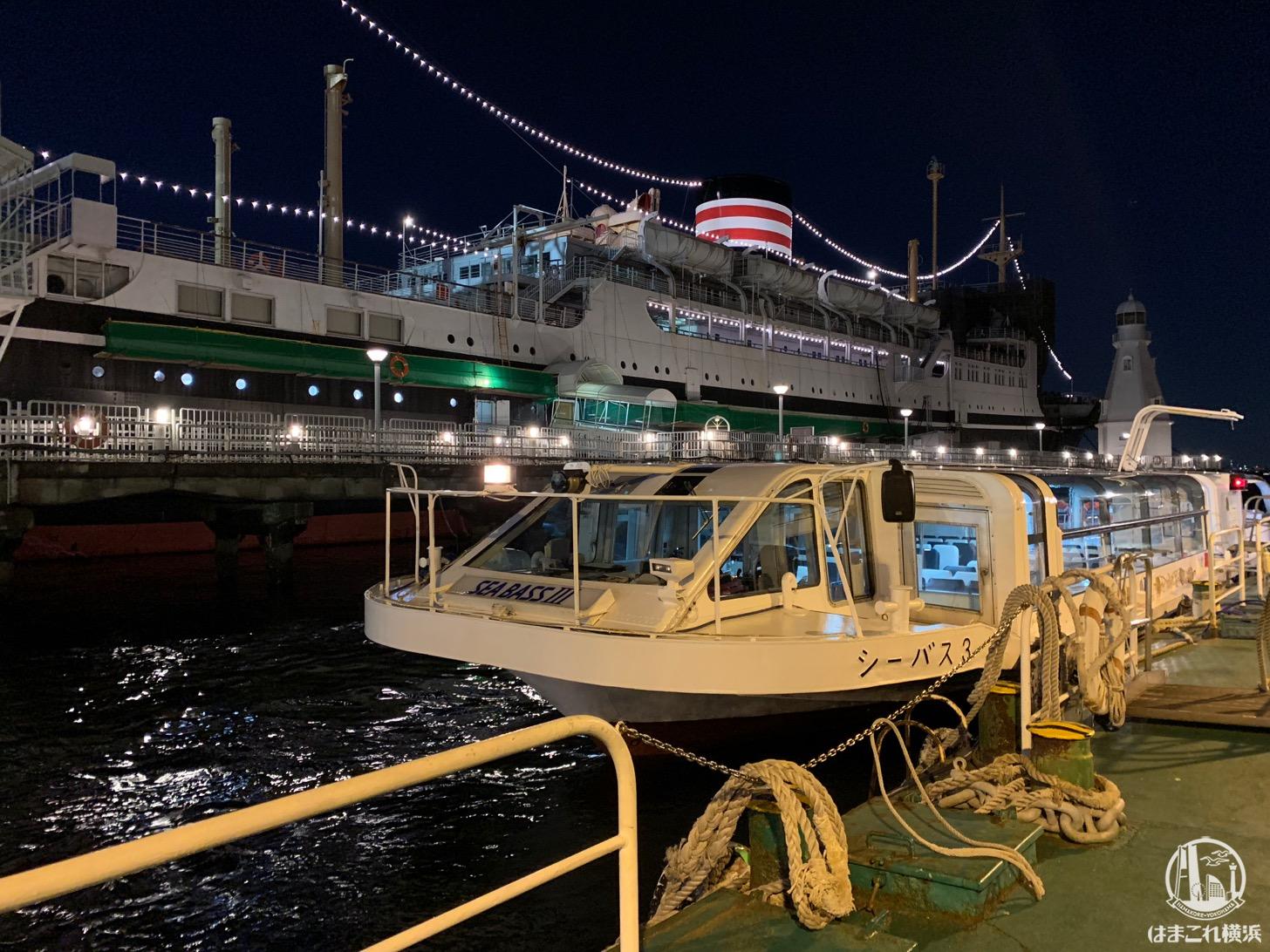 シーバスで海上から横浜の夕景・夜景を満喫!クルージングなのに安くて楽しい