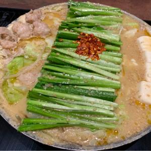 横浜「おおやま」で博多もつ鍋、1時間半並んだ先には期待以上に旨いもつ