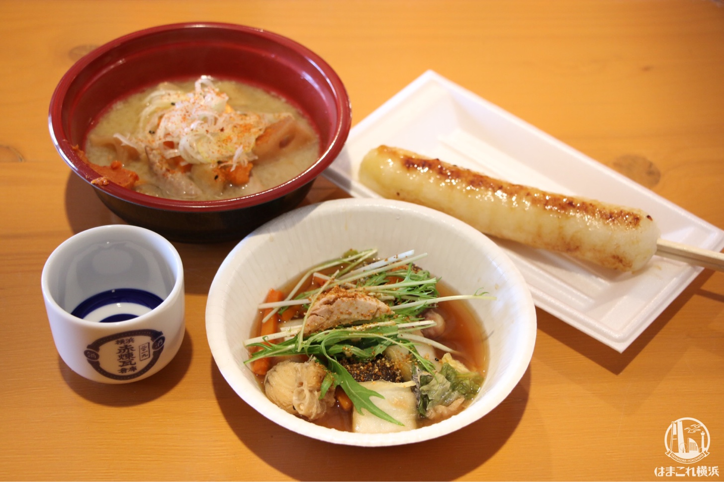 ちょい呑み+ちょい鍋(おつまみ)セット