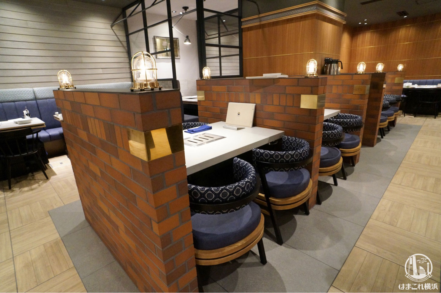 エイジング・ビーフ横濱 テーブル席