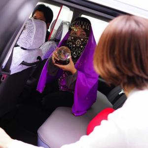 タクシー車内で占い師に相談しながら横浜周遊「バレンタイン占いタクシー」が誕生!