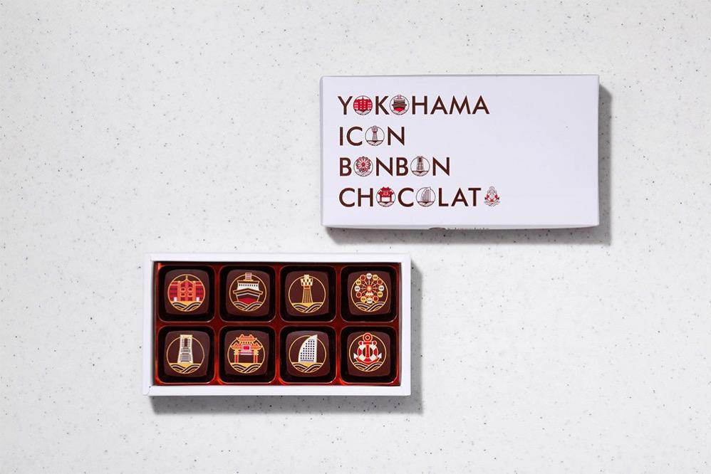 横浜アイコンボンボンショコラ