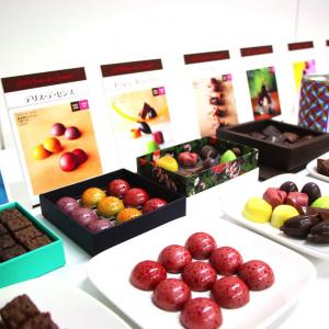 2019年 横浜高島屋でバレンタイン「アムール・デュ・ショコラ」注目のチョコとは