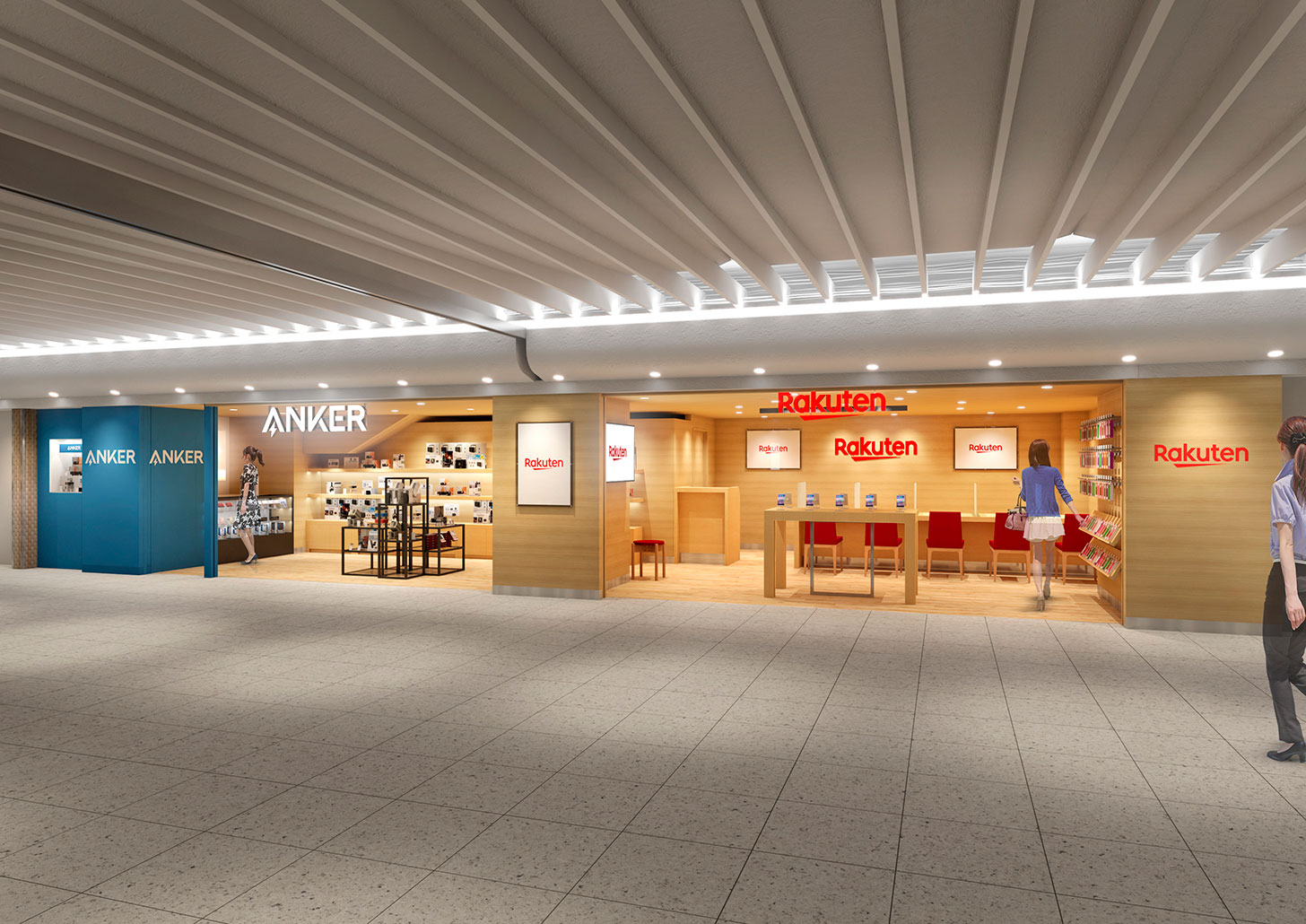 Anker Store 横浜ジョイナス、横浜駅にオープン!神奈川県内初の常設直営店