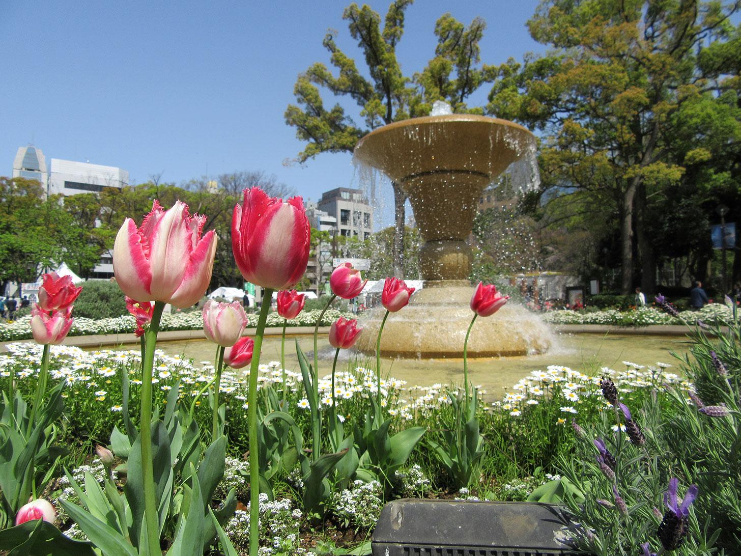 ガーデンネックレス横浜2019で「横浜ローズウィーク」ガーデンベアも新たに!