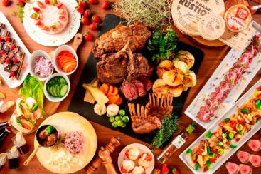 横浜 オーシャンテラス 極上肉グルメを堪能できるブッフェ「ミートフェスティバル」開催
