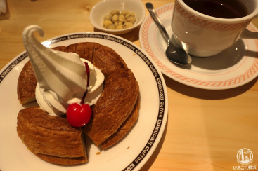 コメダ珈琲店 横浜ランドマークプラザ店でシロノワール初体験!横浜みなとみらい