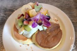 メレンゲ 横浜みなとみらいのふわふわパンケーキは安定の美味!ハワイの雰囲気も素敵