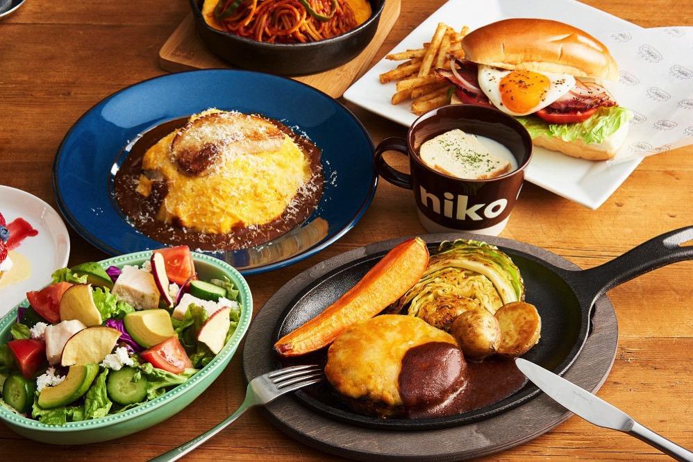 ニコアンドキッチン 横浜ベイクォーターにオープン!ニコアンド初の洋食レストラン