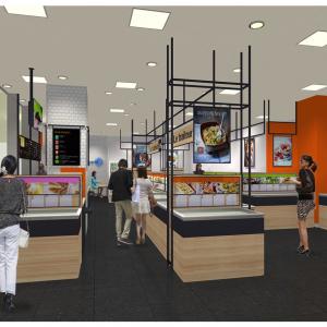 冷凍食品専門店ピカールが横浜ベイクォーターに!横浜初出店、イートインコーナー併設