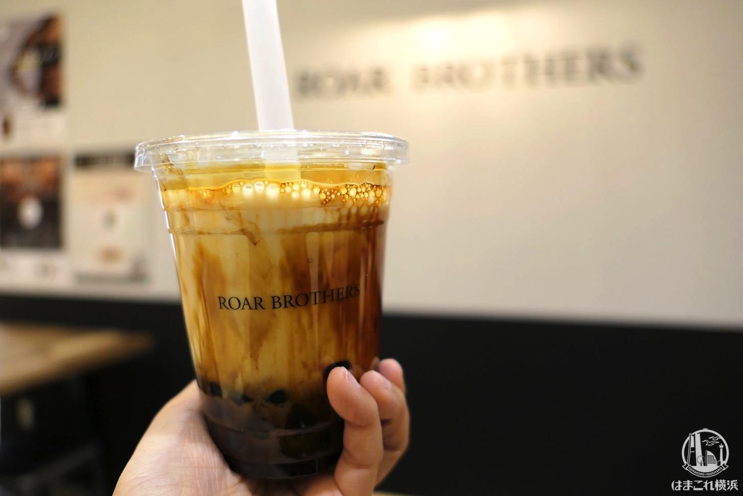 コーヒータピオカ黒糖ミルク