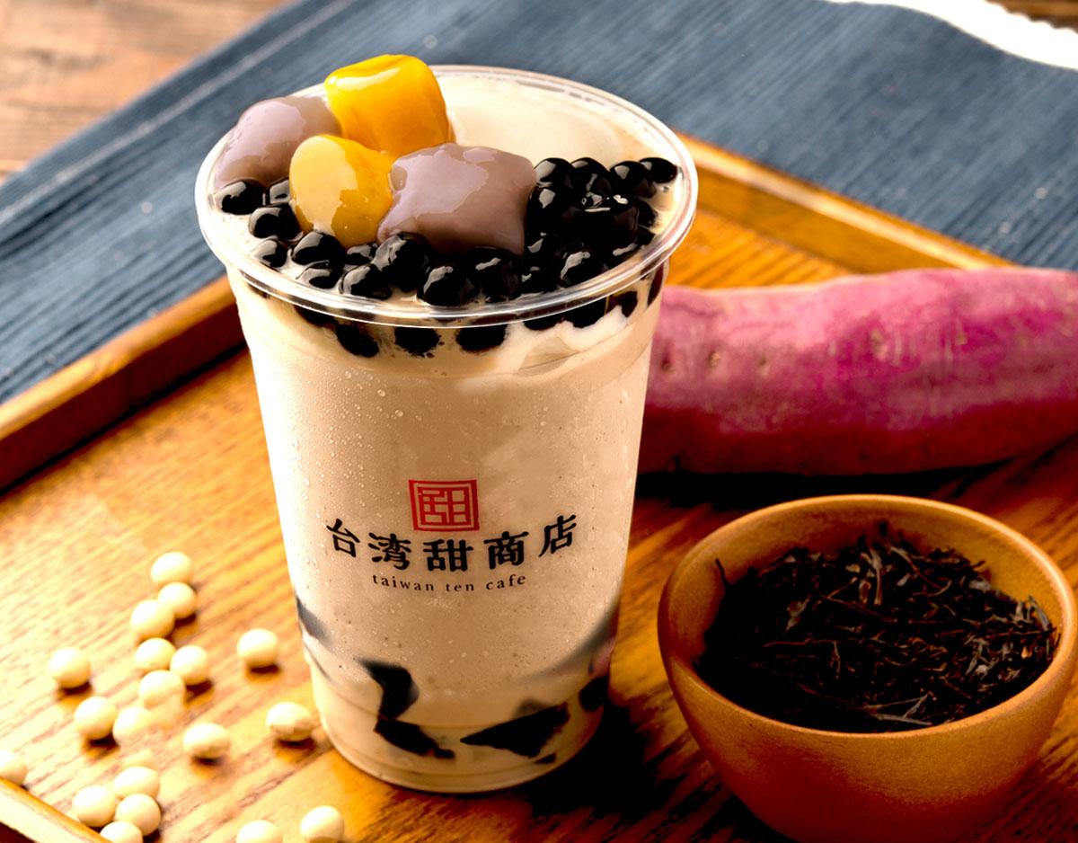 台湾満足スムージー