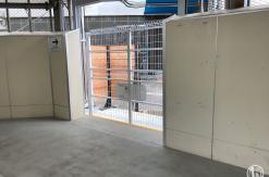 横浜駅 みなみ東口の仮通路に新たな横道、「アソビル」に続く入り口