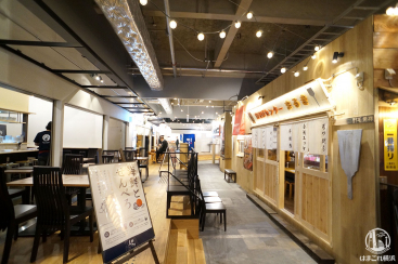 横浜駅「アソビル」飲食店に崎陽軒シウマイBAR、もうやんカレー、丿貫新店舗など