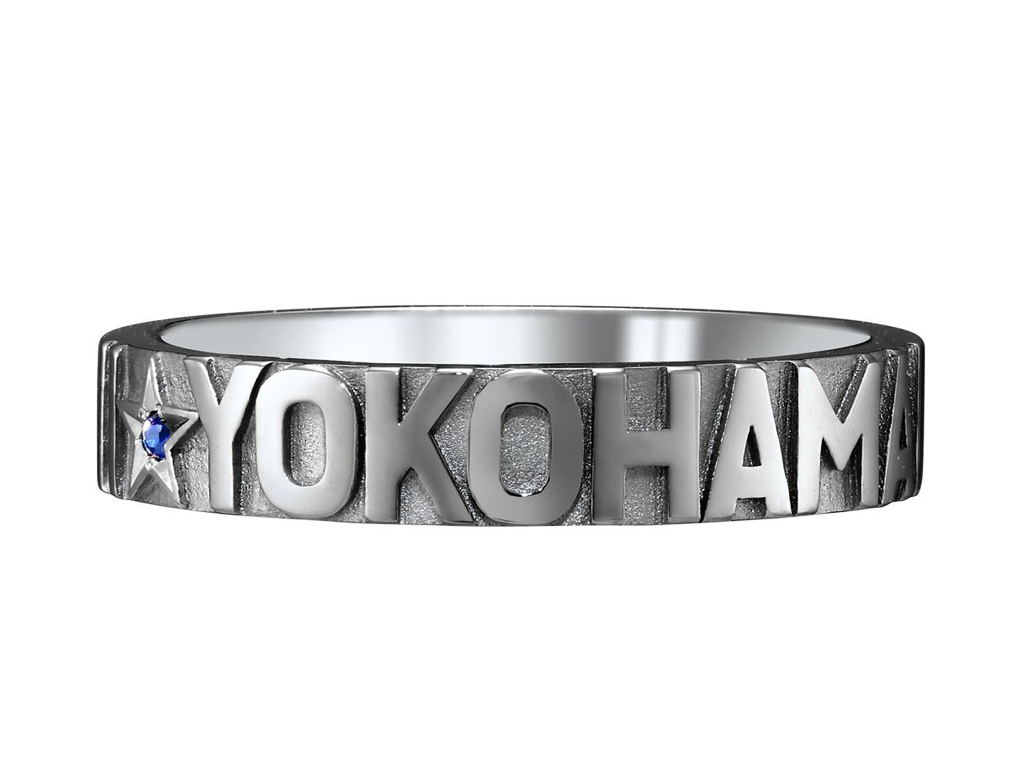 「I☆YOKOHAMA」リング