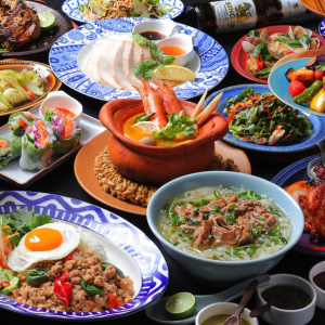 チャトニー アジアンエスニック・キッチンが横浜ベイクォーターにオープン!