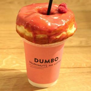 横浜駅 ダンボドーナツのピンク可愛いドーナツ初体験!アソビルに横浜初出店