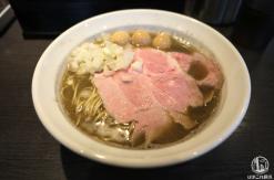 弘明寺丿貫(へちかん)ランチで行列並んで煮干蕎麦と炙り肉めし食べて来た!