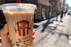横浜中華街 テイウンチャクラのタピオカミルクティーは中華街で上位の旨さ!