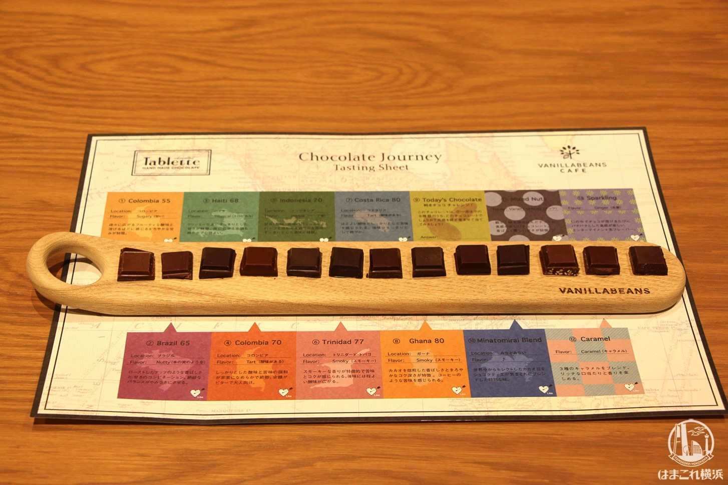 チョコレートジャーニー 1,134円