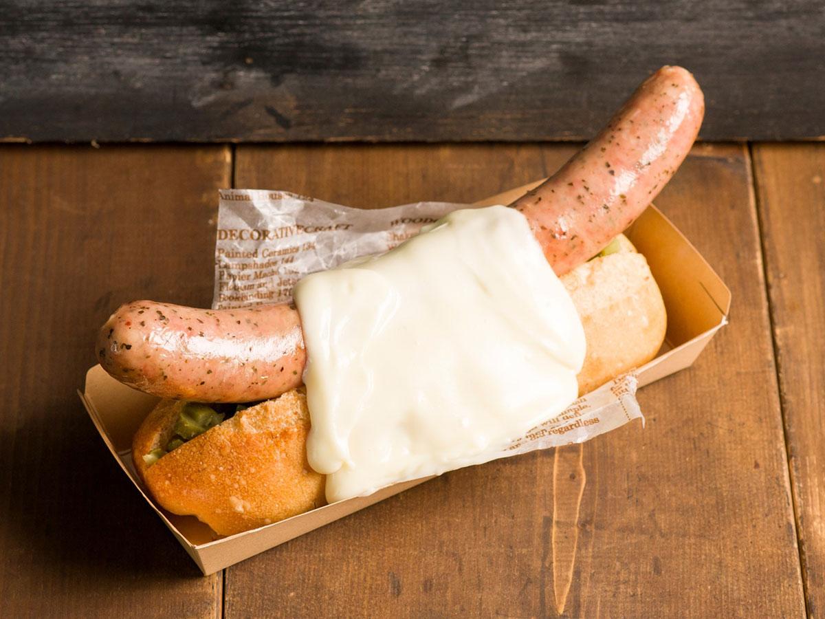 ジャンボフランク チーズドッグ