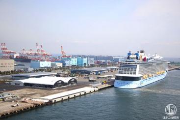 横浜スカイウォークが客船見学施設として再開!料金や開放日、アクセスなど見学レポ